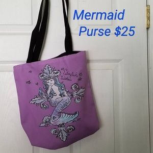 Mermaid Totes - Originally created and designed